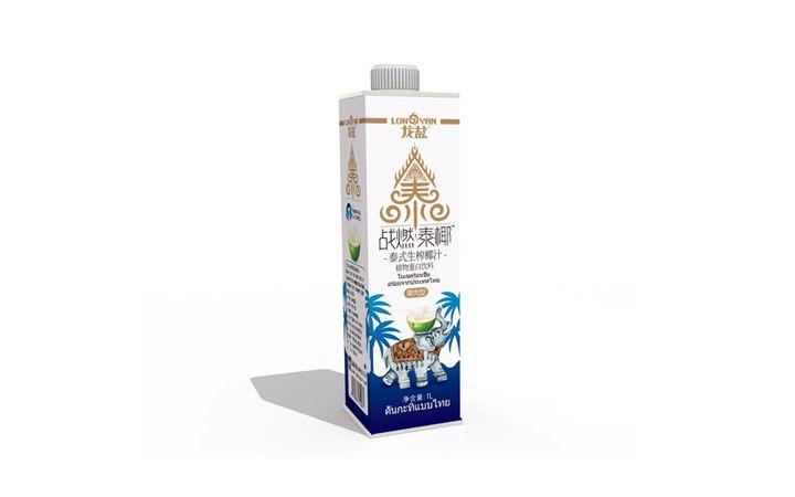 战燃泰椰植物蛋白饮料1L