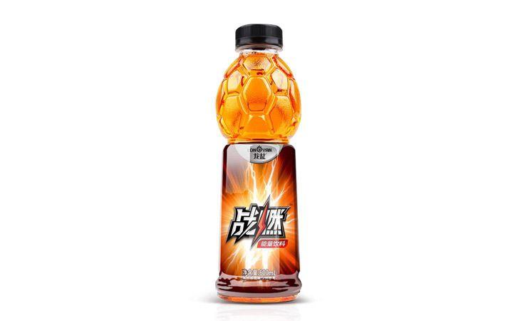 战燃能量饮料600ML