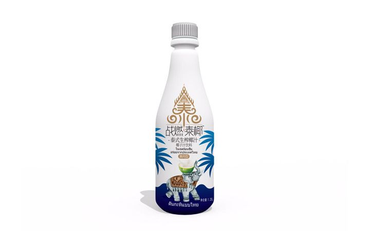 战燃泰椰生榨椰子汁饮料1.25L
